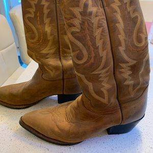 Women's Cow Boy Boots